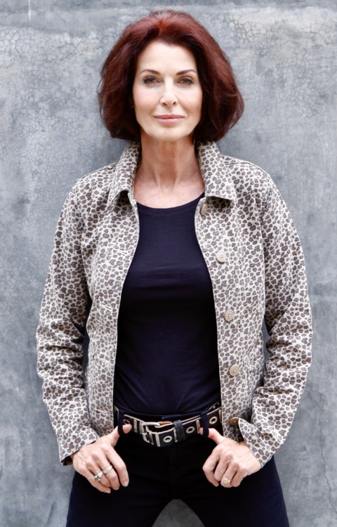 Lorelei Leopard jacket HORIZONTAL