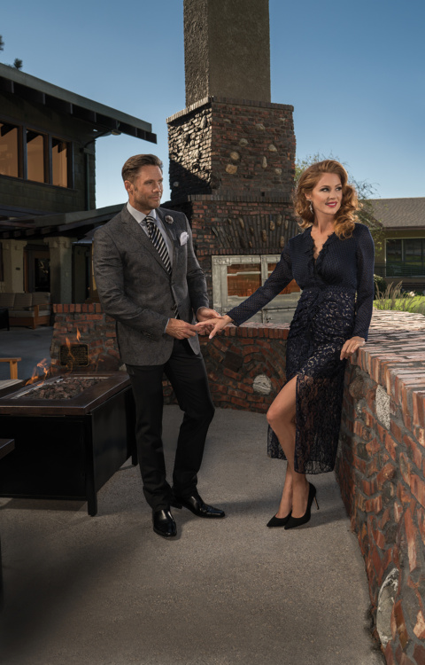 Ranch & Coast – Tim & Heather – elegant business