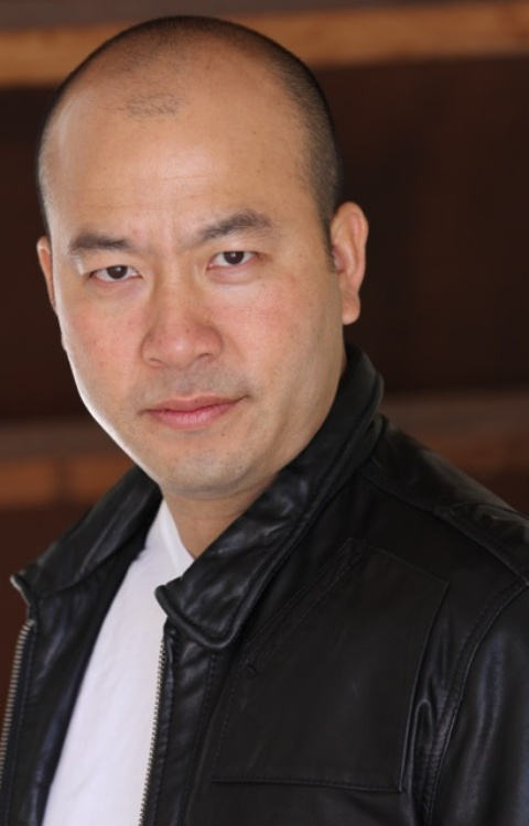 Chuck Ng Leather Headshot