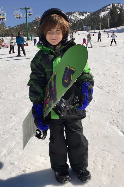 Grayson Snow Board