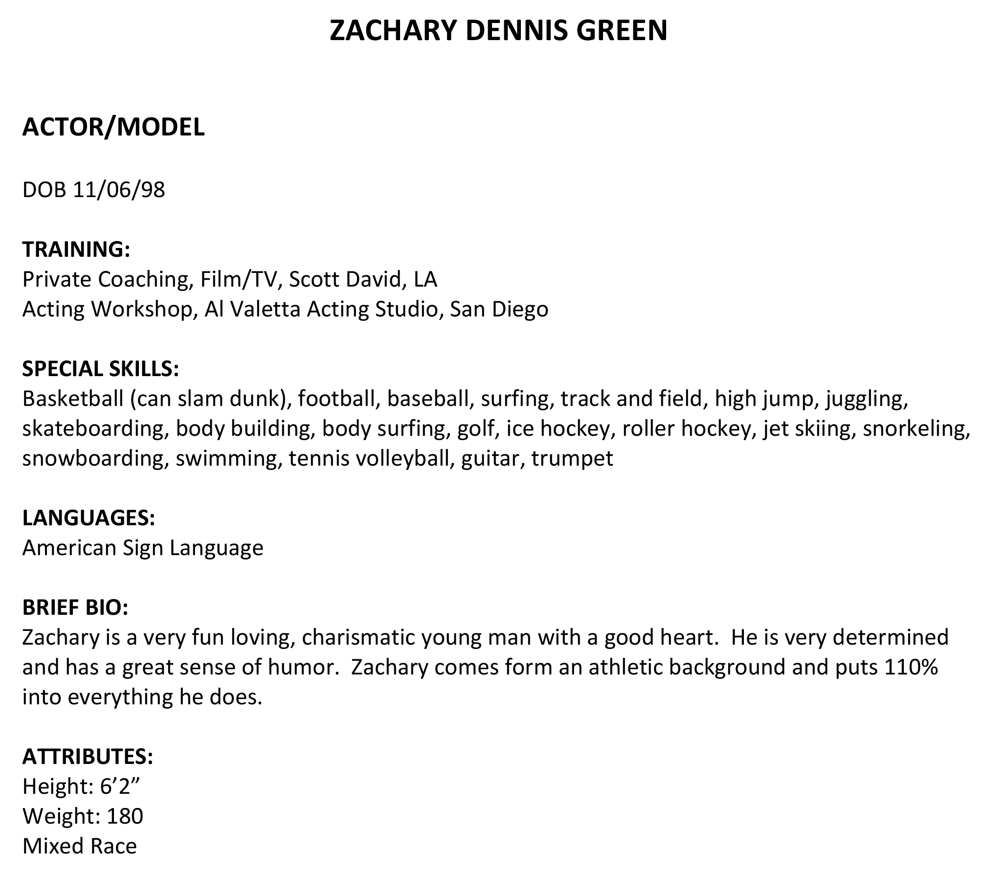 Famous Resume Workshops San Diego Gallery - Example Resume Ideas ...