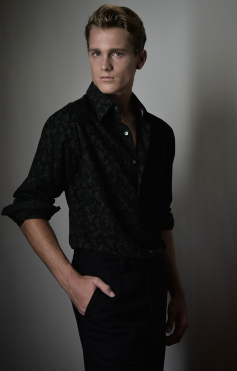 Connor standing pose (1)